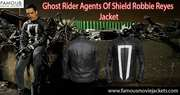 Ghost Rider Agents Of Shield Robbie Reyes Jacket
